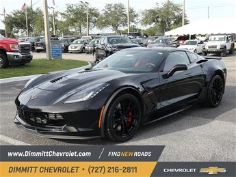 2019 Chevy Corvette Grand Sport 1LT 6.2L V8 Engine Coupe 2 Door