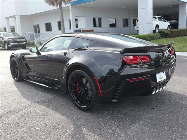 2019 Chevy Corvette Grand Sport 1LT RWD 2 Door Coupe Automatic
