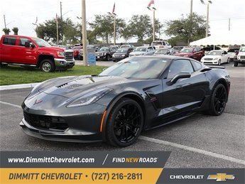 2019 Chevy Corvette Grand Sport 1LT 2 Door 6.2L V8 Engine Automatic