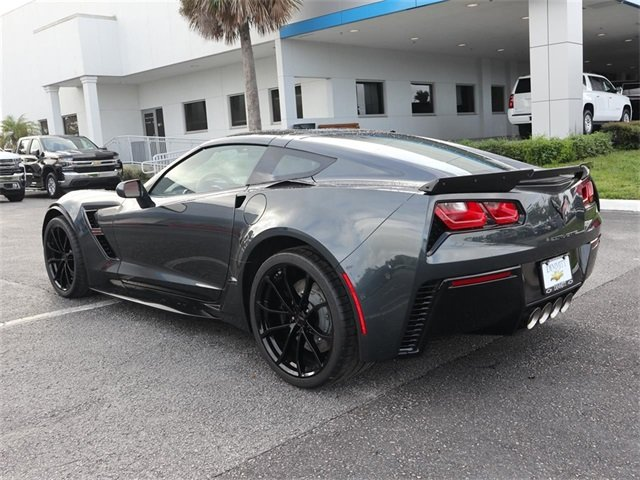 2019 Chevy Corvette Grand Sport 1LT Automatic RWD 6.2L V8 Engine 2 Door Coupe