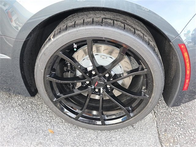 2019 Shadow Gray Metallic Chevy Corvette Grand Sport 1LT 2 Door 6.2L V8 Engine Coupe RWD Automatic