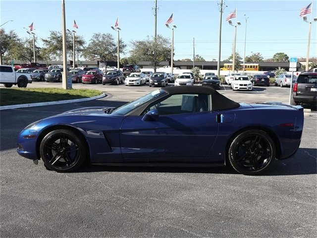2007 Chevy Corvette Base 2 Door 6.0L V8 SFI Engine RWD