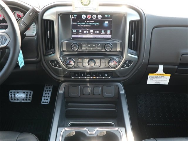 2019 Chevy Silverado 2500HD LTZ Automatic 4X4 6.6L 8-Cylinder Diesel Turbocharged Engine