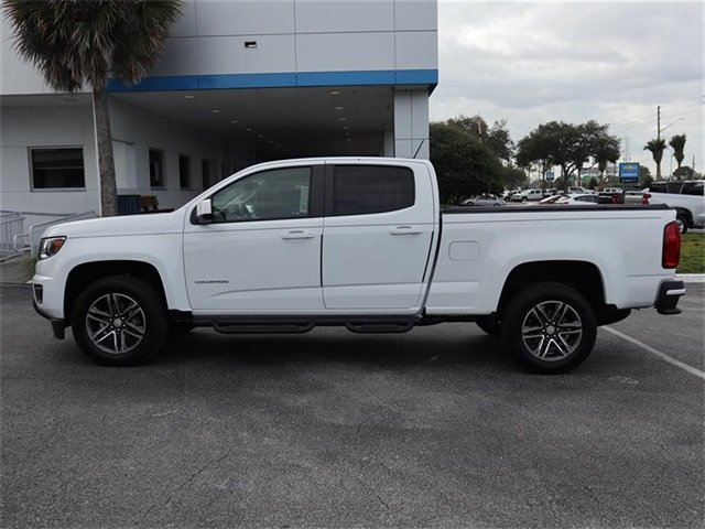 2019 Chevy Colorado 2WD Work Truck V6 Engine RWD Truck 4 Door Automatic