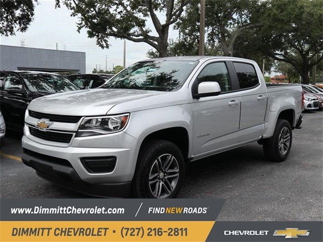 2019 Chevy Colorado 2wd Work Truck Automatic Rwd