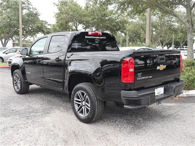 2019 Chevy Colorado 2WD Work Truck 4 Door RWD V6 Engine Automatic Truck