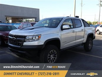 2019 Chevy Colorado 4WD ZR2 Automatic Truck 4 Door