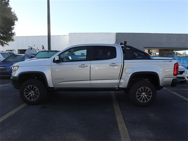 2019 Chevy Colorado 4WD ZR2 V6 Engine 4 Door Truck 4X4 Automatic