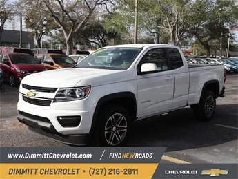 2019 Chevy Colorado 2WD Work Truck RWD 2 Door Truck