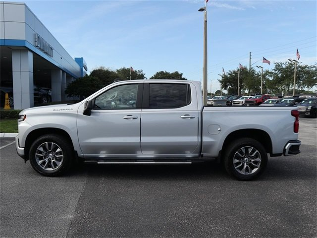 2019 Chevy Silverado 1500 RST Automatic 4 Door RWD Truck EcoTec3 5.3L V8 Engine