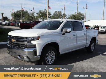 2019 Chevy Silverado 1500 LTZ EcoTec3 5.3L V8 Engine 4 Door Automatic