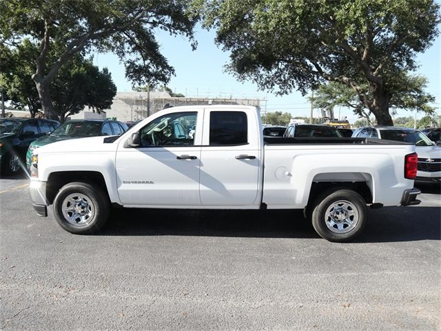 2018 Summit White Chevy Silverado 1500 LS Automatic Truck EcoTec3 4.3L V6 Engine 4 Door RWD