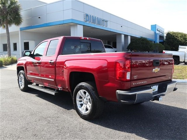 2018 Cajun Red Tintcoat Chevy Silverado 1500 LTZ 4 Door EcoTec3 5.3L V8 Flex Fuel Engine RWD