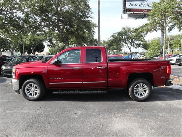 2018 Cajun Red Tintcoat Chevy Silverado 1500 LTZ RWD 4 Door Automatic EcoTec3 5.3L V8 Flex Fuel Engine