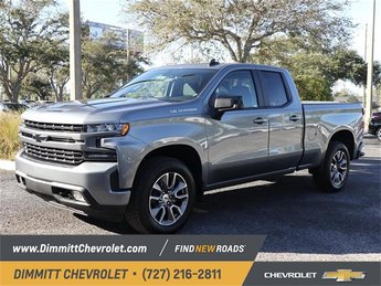 2019 Chevy Silverado 1500 RST 4 Door Automatic 2.0L I4 Turbocharged Engine