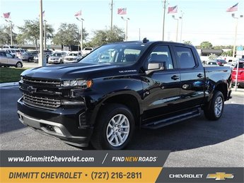 2019 Chevy Silverado 1500 RST Automatic RWD EcoTec3 5.3L V8 Engine Truck 4 Door