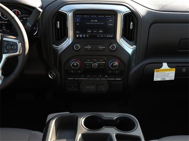 2019 Northsky Blue Metallic Chevy Silverado 1500 LT 4 Door Truck EcoTec3 5.3L V8 Engine