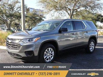 2019 Chevy Traverse LS Automatic FWD SUV