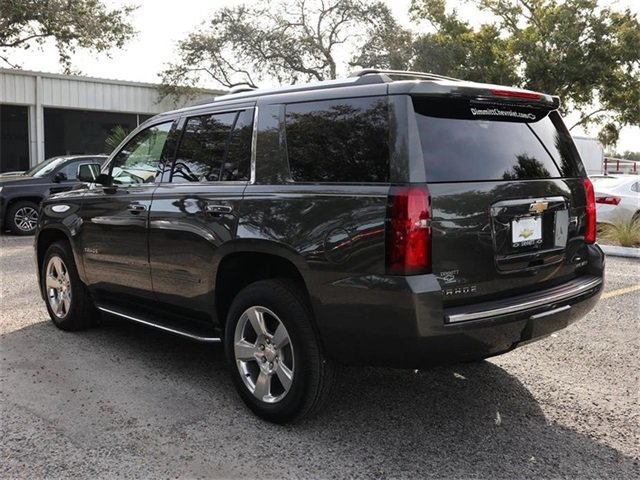 2019 Deepwood Green Metallic Chevy Tahoe Premier SUV EcoTec3 5.3L V8 Engine Automatic