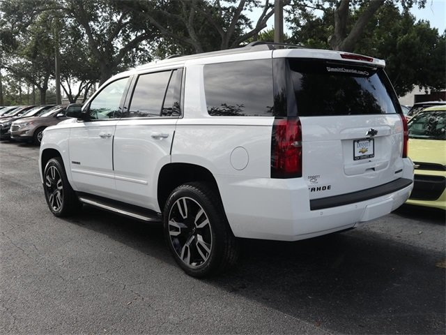 2019 Chevy Tahoe Premier SUV RWD Automatic