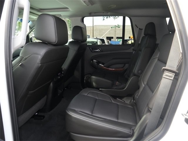 2019 Summit White Chevy Tahoe Premier RWD SUV Automatic