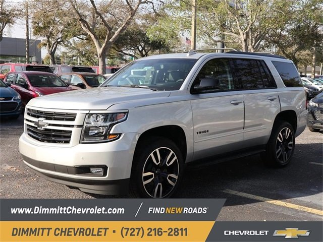 2019 Chevy Tahoe Premier RWD 4 Door Automatic