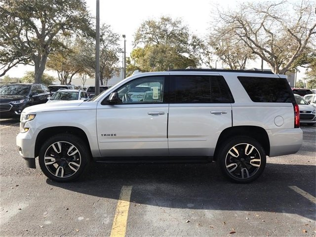 2019 Chevy Tahoe Premier Automatic SUV EcoTec3 6.2L V8 Engine 4 Door RWD