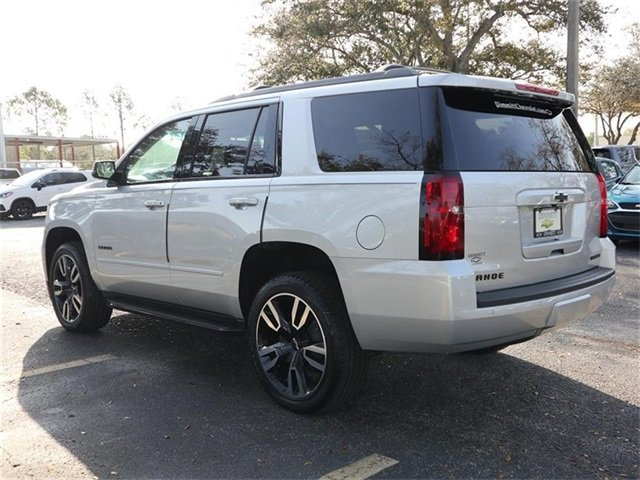 2019 Chevy Tahoe Premier Automatic EcoTec3 6.2L V8 Engine 4 Door SUV