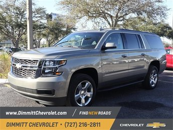 2019 Pepperdust Metallic Chevy Suburban LS Automatic 4 Door SUV EcoTec3 5.3L V8 Engine RWD