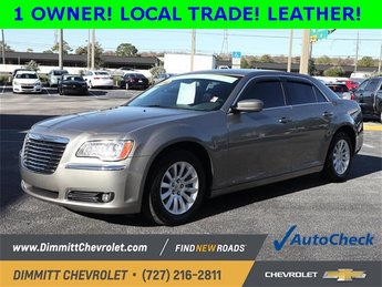 2014 Chrysler 300 Base RWD Sedan 4 Door Automatic