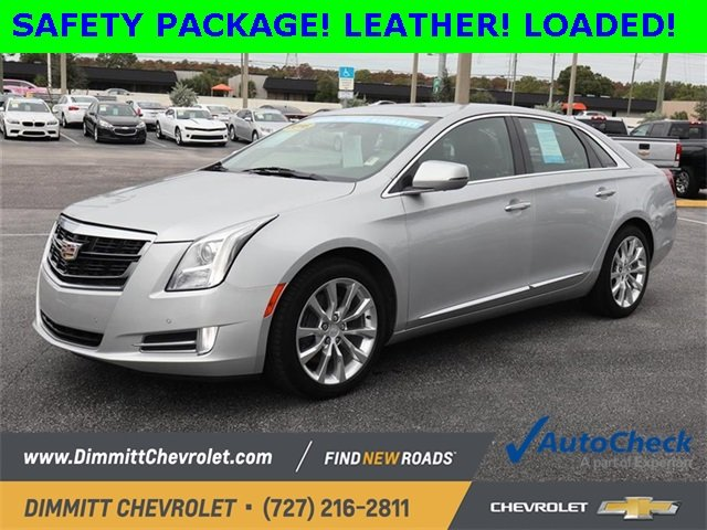 2016 Cadillac XTS Luxury Collection AWD Automatic 3.6L V6 DGI DOHC VVT Engine