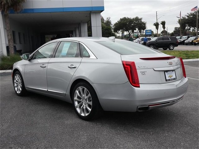 2016 Cadillac XTS Luxury Collection AWD 4 Door Sedan Automatic
