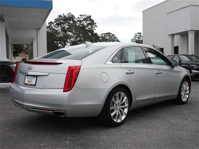 2016 Cadillac XTS Luxury Collection 4 Door Sedan Automatic AWD 3.6L V6 DGI DOHC VVT Engine