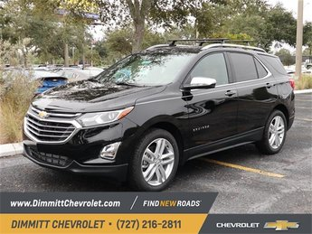 2019 Chevy Equinox Premier 4 Door SUV 2.0L Turbocharged Engine FWD
