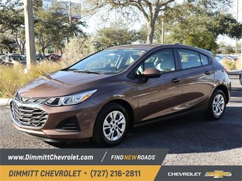 2019 Oakwood Metallic Chevy Cruze LS 4 Door Automatic FWD