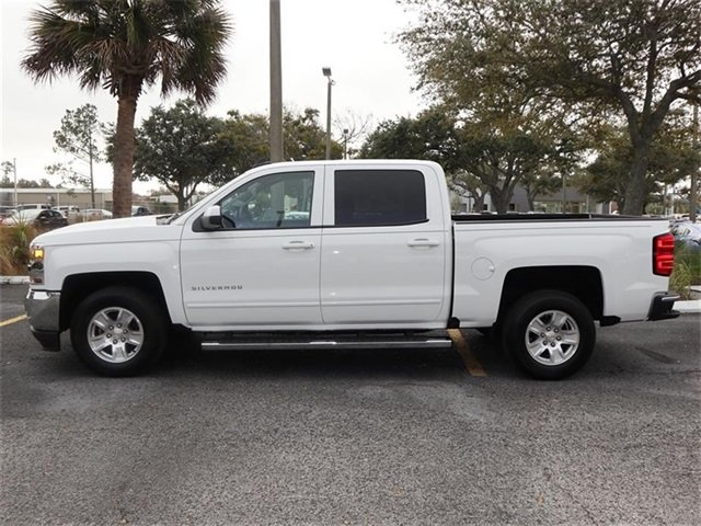 2018 Chevy Silverado 1500 LT EcoTec3 5.3L V8 Flex Fuel Engine 4 Door Automatic