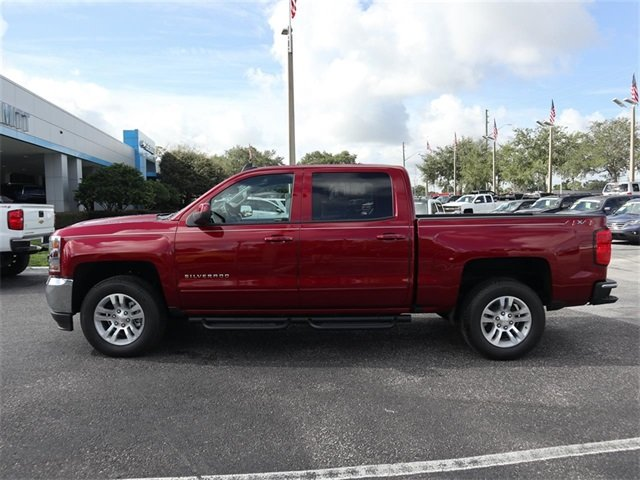 2018 Chevy Silverado 1500 LT EcoTec3 4.3L V6 Engine 4 Door Automatic
