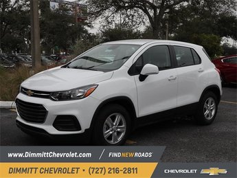 2019 Chevy Trax LS 4 Door ECOTEC 1.4L I4 SMPI DOHC Turbocharged VVT Engine Automatic FWD