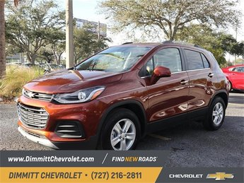 2019 Chevy Trax LT SUV FWD ECOTEC 1.4L I4 SMPI DOHC Turbocharged VVT Engine Automatic 4 Door