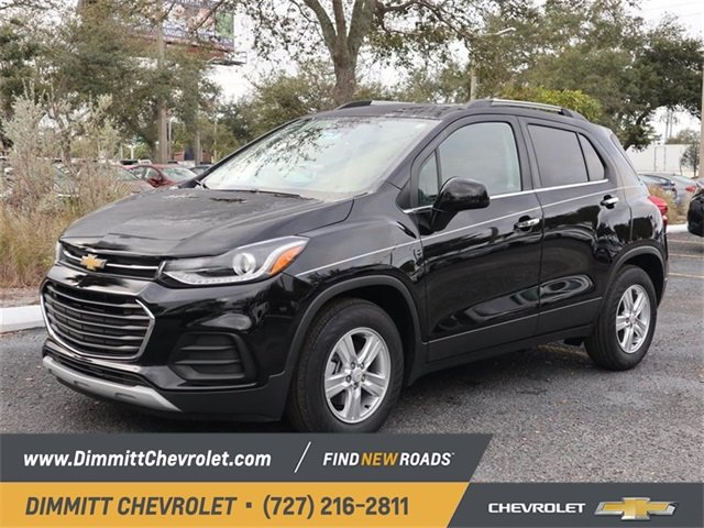 2019 Chevy Trax LT SUV Automatic FWD ECOTEC 1.4L I4 SMPI DOHC Turbocharged VVT Engine 4 Door