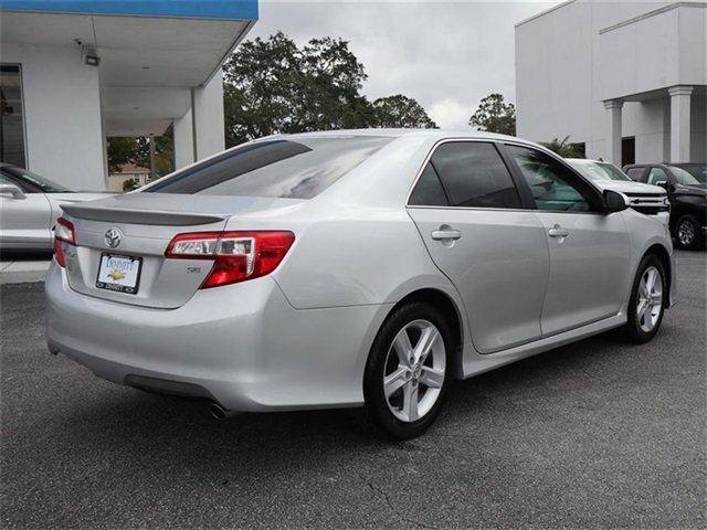 2013 Toyota Camry SE Automatic Sedan 4 Door FWD