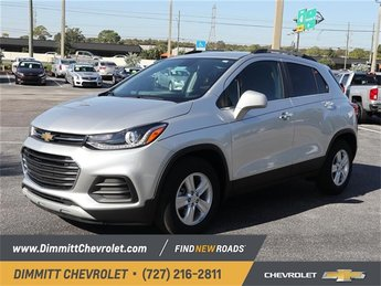2019 Chevy Trax LT ECOTEC 1.4L I4 SMPI DOHC Turbocharged VVT Engine FWD 4 Door Automatic SUV