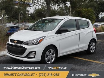 2019 Chevy Spark LS 1.4L DOHC Engine Hatchback Manual FWD 4 Door