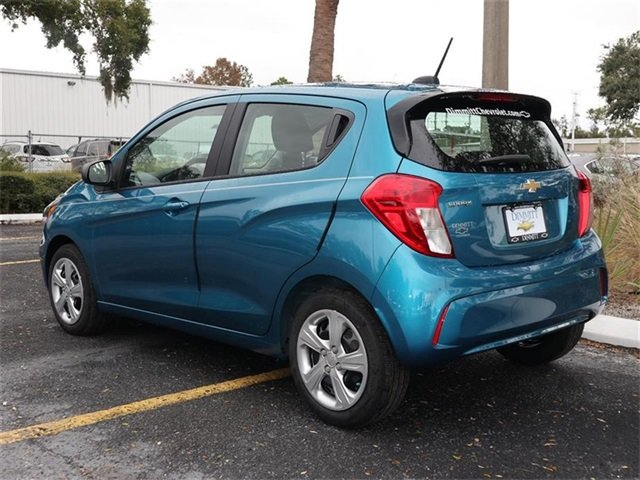 2019 Chevy Spark Ls Fwd Hatchback For Sale In Clearwater Fl 191138