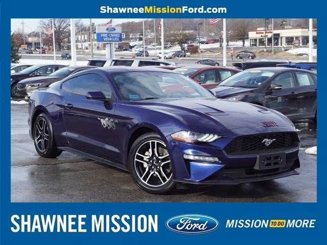2018 Ford Mustang EcoBoost Coupe 2 Door EcoBoost 2.3L I4 GTDi DOHC Turbocharged VCT Engine RWD Automatic