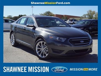 2018 Magnetic Metallic Ford Taurus Limited 3.5L V6 Ti-VCT Engine FWD Sedan