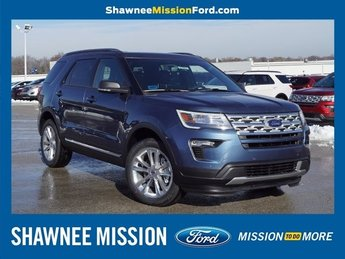 2019 Ford Explorer XLT Automatic 4 Door SUV 3.5L V6 Ti-VCT Engine