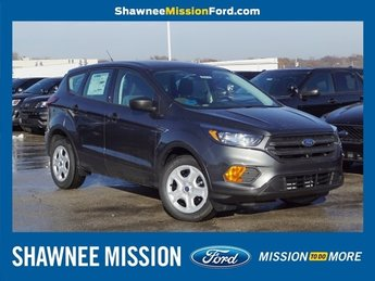 2019 Ford Escape S SUV 2.5L iVCT Engine 4 Door