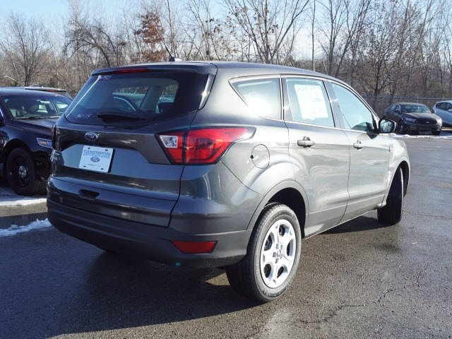 2019 Magnetic Metallic Ford Escape S Automatic 2.5L iVCT Engine 4 Door FWD