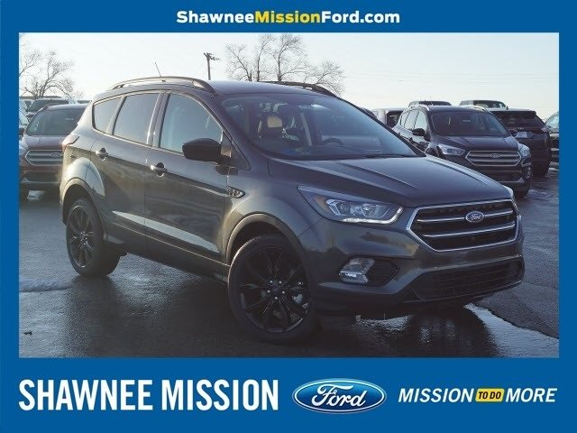 2019 Ford Escape SE Automatic EcoBoost 1.5L I4 GTDi DOHC Turbocharged VCT Engine FWD SUV 4 Door